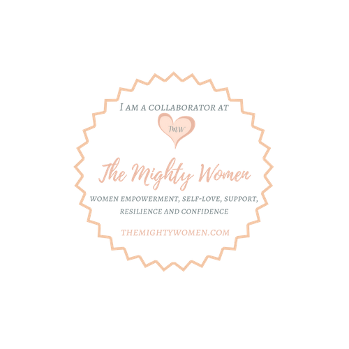 Collaborator's badge ~ The Mighty Women